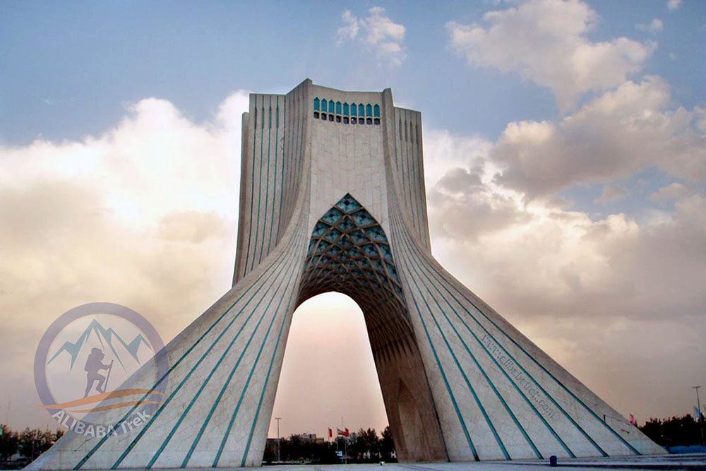 Azadi (Freedom) Tower, Tehran, Iran