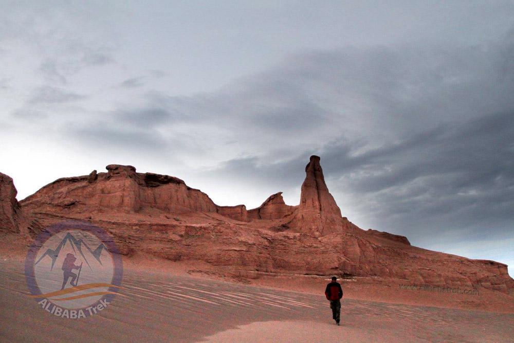 Kalout Desert, Shahdad, Kerman