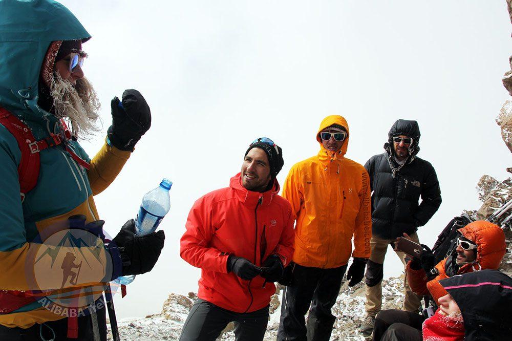 Alibabatrek Iran Travel visit iran iran tour Climb Damavand Mount Mount Damavand climb Damavand tour  Hike Damavand Damavand trek Damavand trekking  Damavand mount Damavand Iran Trekking Iran Iran mountains tour Iran mountain trekking