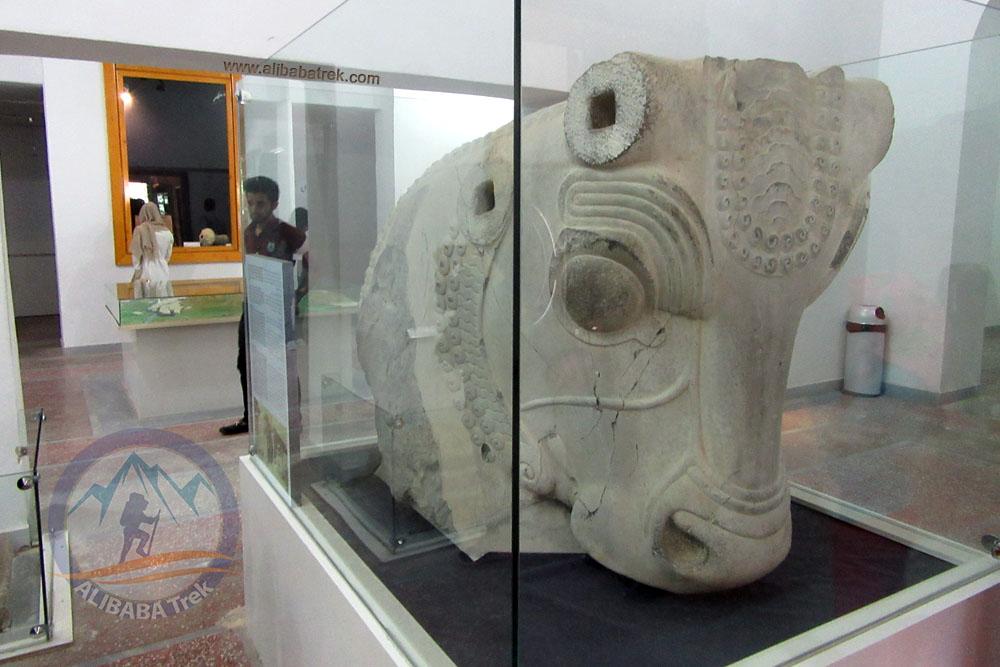Antiques inside Shush museum