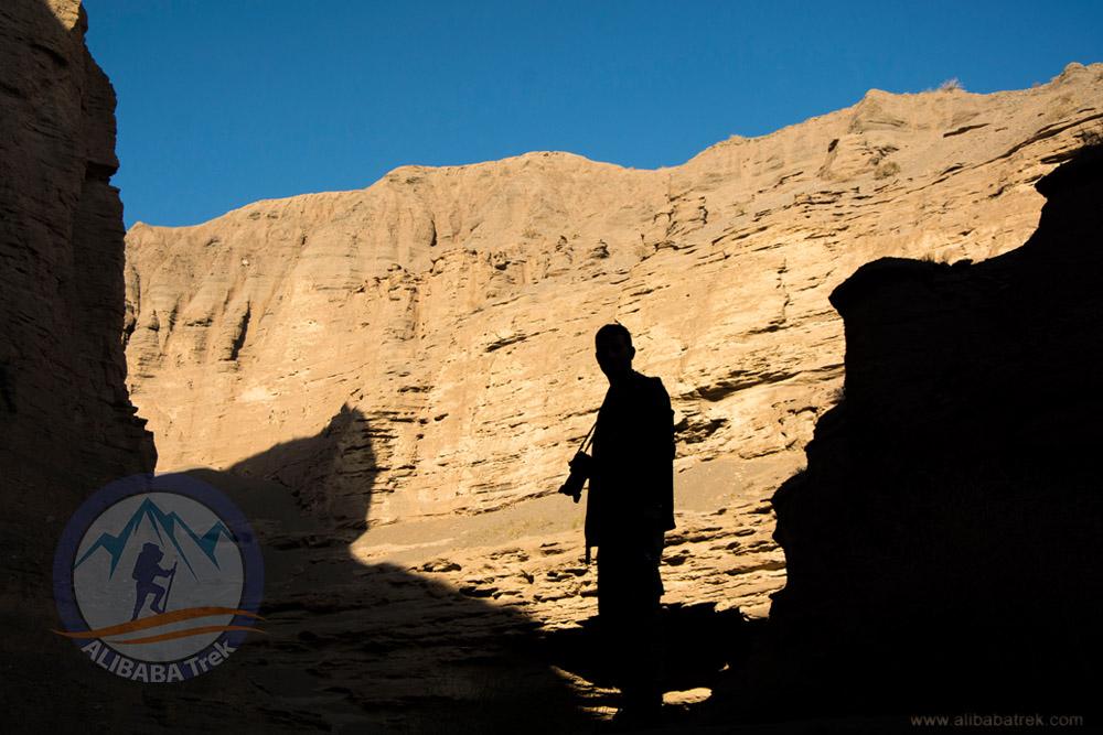 Rage Canyon, Kerman