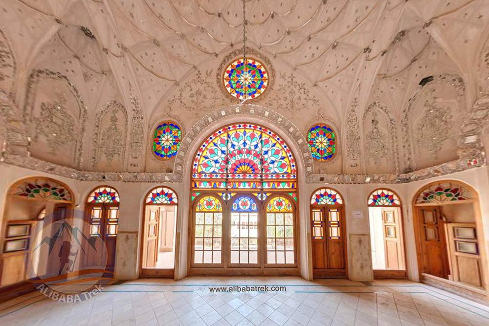 Ameri House, Kashan