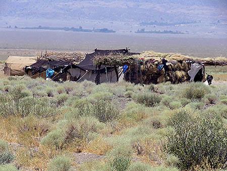 Iran nomadic lifestyle visit tour alibaba trek
