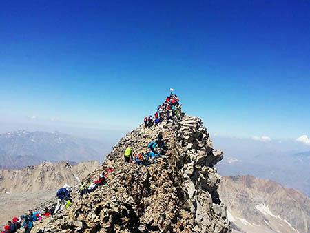 alamkouh alamkuh mountain iran alibabatrek