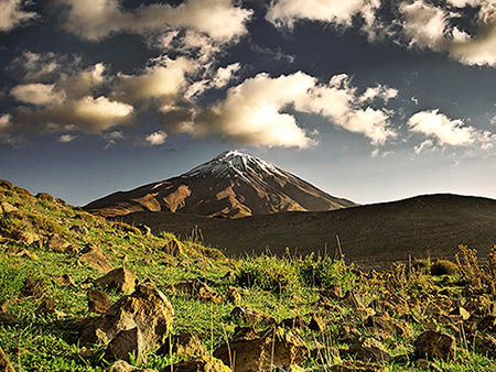 damavand expedition visit iran tour alibabatrek