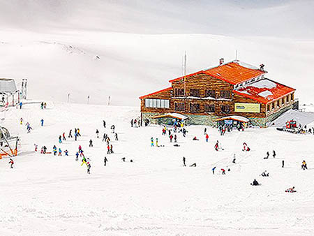 iran top ski resorts visit tour alibaba trek