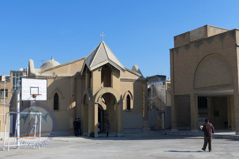 Saint Mesrop is a Qajar era (1785–1925) church in Arak where the Armenian community of the city worships.