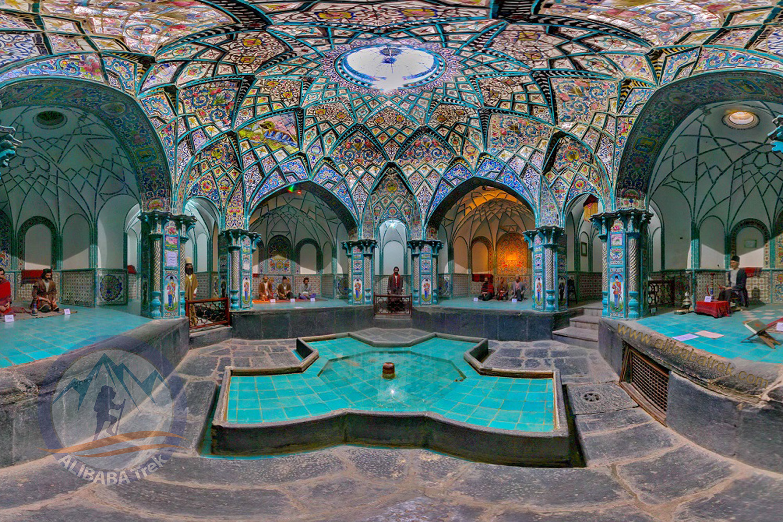 The Four Seasons Bathhouse or Chahar Fasl Bathhouse is a Qajar era (1785–1925)