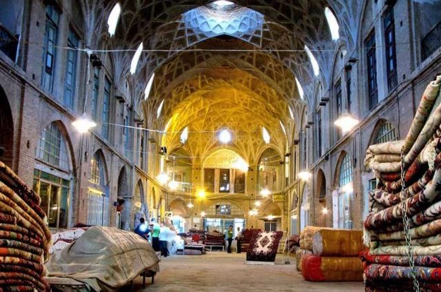 alibabatrek iran blog Bazaar-Tehran-Bargaining-Iran-Tour-negotiation