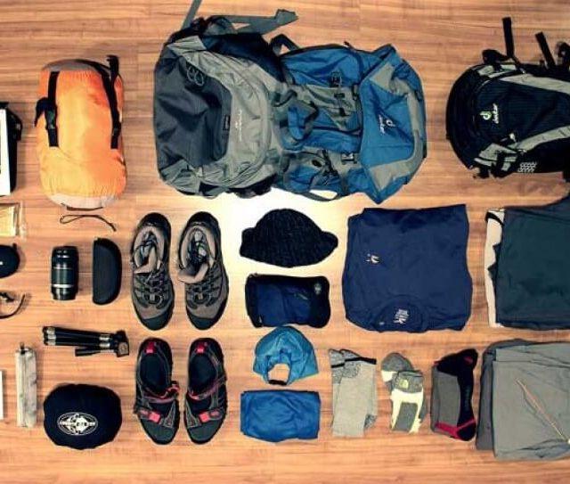 mount damavand trekking-equipments