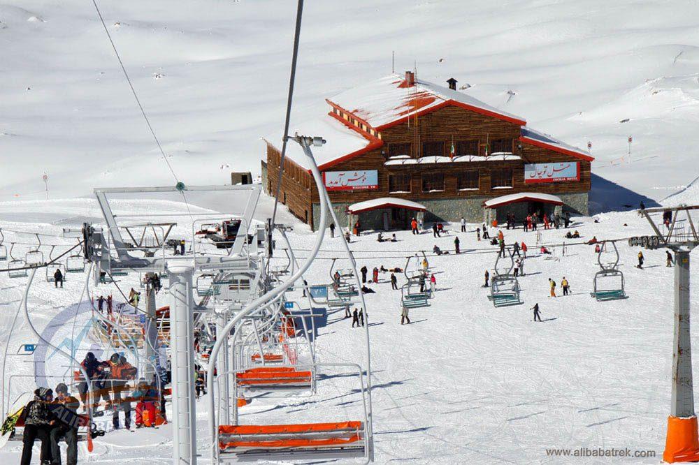 Alibabatrek iran travel visit iran iran tour dizin ski resort skiing in iran iran ski tour iran ski resort tehran ski resort tochal ski resort