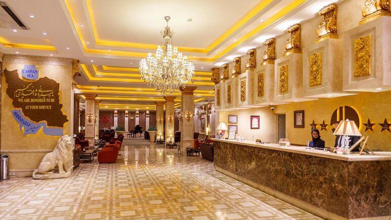 Tehran Grand Hotel 2 4 Stars Hotels In Tehran Iran Alibabatrek Com