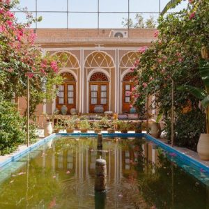 Traditional kohan kashane Hotel Yazd
