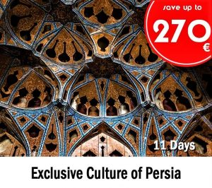 Exclusive Culture of Persia
