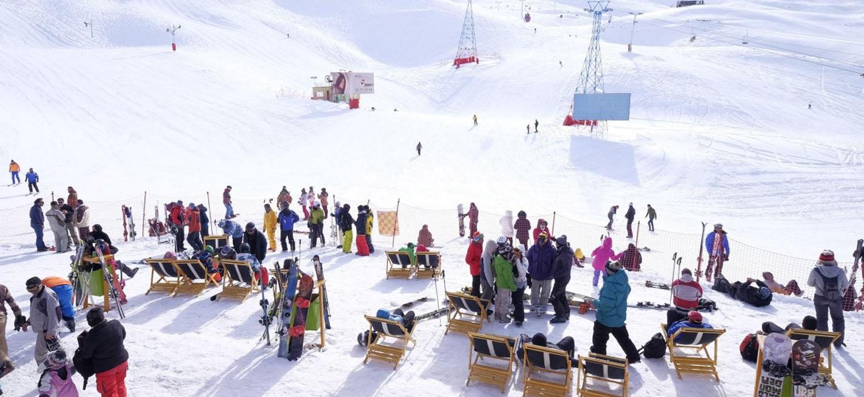 Alibabatrek Iran Travel visit iran iran tour Dizin ski resort Skiing in iran Iran ski tour Iran ski resort Tehran ski resort