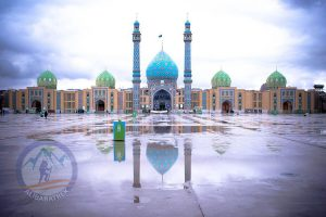 The Shrine of Fatima Masumeh is located in Qom, which is considered by Shia Muslims to be the second most sacred city in Iran after Mashhad.