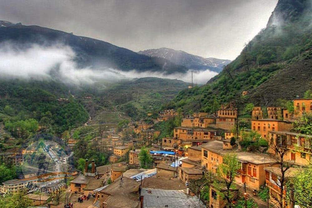 Alibabatrek Iran Travel visit iran tour Travel to Gilan sightseeing Trip to Gilan city tour tourism Gilan tourist attraction Gilan masuleh village
