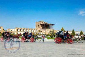Alibabatrek Iran Travel visit iran tour Travel to Isfahan sightseeing Trip to Isfahan city tour tourism isfahan tourist attraction Ali Qapu