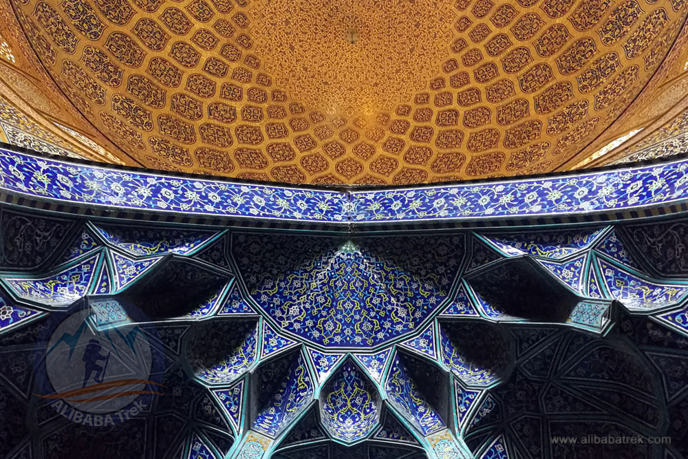 Alibabatrek Iran Travel visit iran tour Travel to Isfahan sightseeing Trip to Isfahan city tour tourism isfahan tourist attraction Imam Mosque