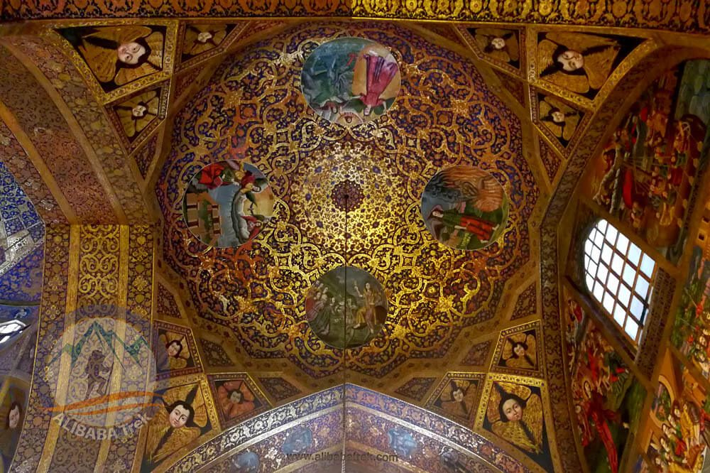 Alibabatrek Iran Travel visit iran tour Travel to Isfahan sightseeing Trip to Isfahan city tour tourism isfahan tourist attractionVank Cathedral