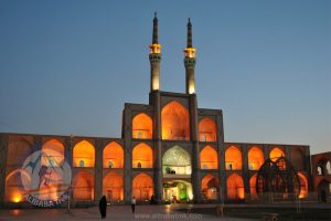 Alibabatrek Iran Travel visit iran tour Travel to Yazd sightseeing Trip to Yazd city tour tourism Yazd tourist attraction Amir Chakhmaq