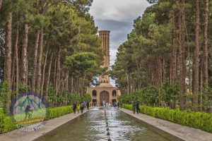 Alibabatrek Iran Travel visit iran tour Travel to Yazd sightseeing Trip to Yazd city tour tourism Yazd tourist attraction Dolat Abad Garden