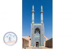 Alibabatrek Iran Travel visit iran tour Travel to Yazd sightseeing Trip to Yazd city tour tourism Yazd tourist attraction Jāmeh Mosque