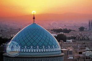 Alibabatrek Iran Travel visit iran tour Travel to Yazd sightseeing Trip to Yazd city tour tourism Yazd tourist attraction Sunset