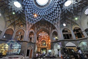 Alibabatrek Iran Travel visit iran tour Travel to kashan sightseeing Trip to kashan ity tour tourism kashan tourist attraction Bazaar of Kashan