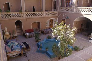 Alibabatrek Iran Travel visit iran tour Travel to kashan sightseeing Trip to kashan ity tour tourism kashan tourist attraction Noghli Traditional Touristic Residency