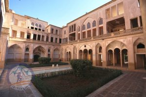 Alibabatrek Iran Travel visit iran tour Travel to kashan sightseeing Trip to kashan ity tour tourism kashan tourist attraction The Abbasi House 2