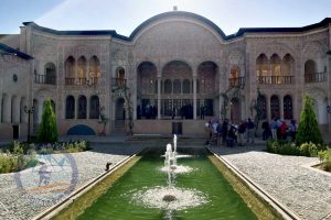 Alibabatrek Iran Travel visit iran tour Travel to kashan sightseeing Trip to kashan ity tour tourism kashan tourist attraction The Tabātabāei House 1