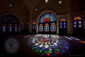 Alibabatrek Iran Travel visit iran tour Travel to kashan sightseeing Trip to kashan ity tour tourism kashan tourist attraction The Tabātabāei House 2