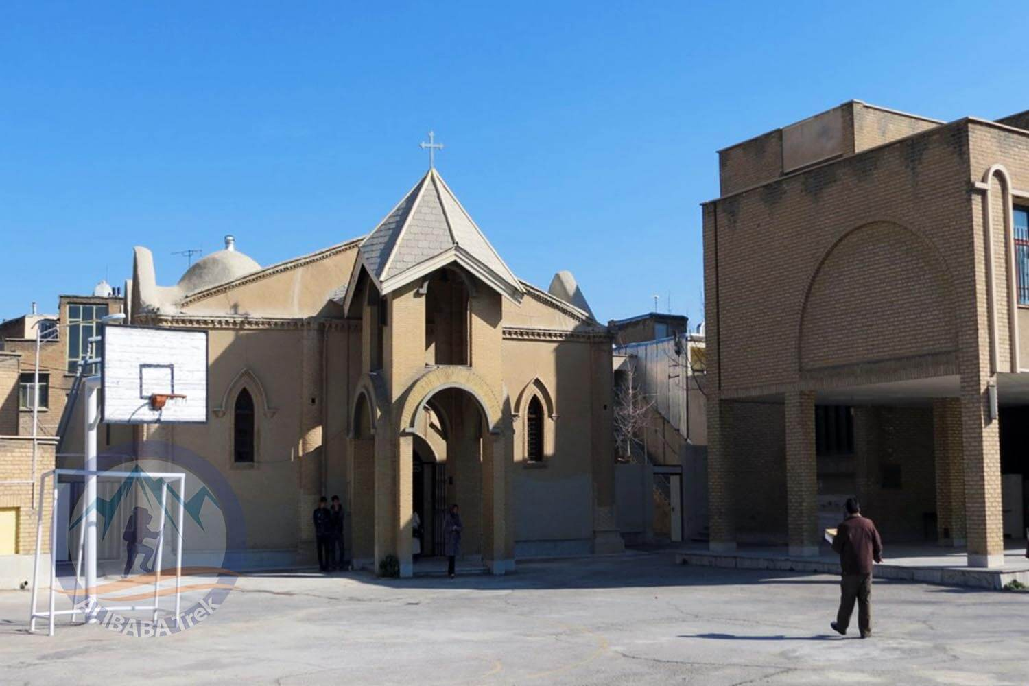Alibabatrek Iran Travel visit iran tour packages Travel to Arak sightseeing Trip to Arak city tour tourism Arak tourist attraction arak travel arak tour visit arak Mesrop church