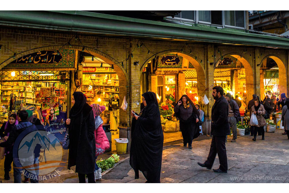 Alibabatrek Iran Travel visit iran iran tour travel Visit Tehran Iran Tehran tour Tehran city tour Trip to tehran Tehran tourism Tehran tourist attraction Tours in Tehran Tehran sightseeing Places to see in Tehran Tajrish Grand Bazaar