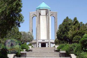 Tomb of Baba Taher , Hamedan, Iran