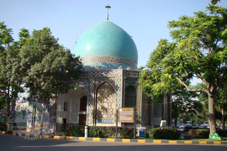 Alibabatrek iran tour packages Mashhad travel Mashhad tour visit Mashhad iran shrines in iran religious sites Mashhad city Mashhad tourist attraction Mashhad sightseeing places to see in Mashhad Green Dome