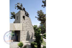 Alibabatrek iran tour packages Mashhad travel Mashhad tour iran shrines in iran religious sites Mashhad tourist attraction Mashhad sightseeing places to see in Mashhad Nader Shah Mausoleum