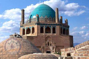 Alibabatrek iran tour packages Zanjan travel Zanjan tour visit Zanjan iran Zanjan city Soltaniyeh Zanjan tourism Zanjan tourist attraction Zanjan sightseeing places to see in Zanjan Dome of Soltaniyeh