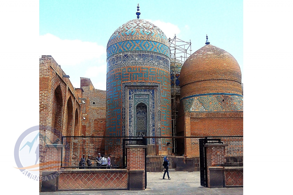 Alibabatrek iran tour packages ardabil travel tour visit ardabil iran ardabil city ardabil tourism tourist attraction sightseeing Sheikh-Safi-od-Din-Mausoleum0