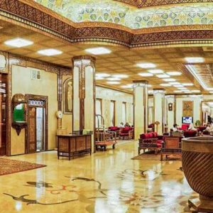Alibabatrek iran travel visit iran tour iran hotel booking iran hotels hostel iran Isfahan hotels cheap hotels in Isfahan hostels Abbasi Hotel Isfahan