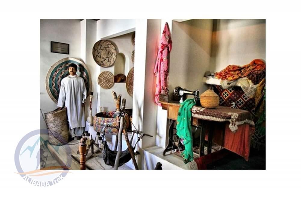 alibabatrek iran tour packages bushehr travel bushehr tour visit boushehr iran persian gulf cities Anthropology Museum.jpg