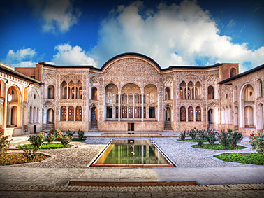 Alibabatrek Iran Travel visit iran tour Travel to kashan sightseeing Trip to kashan ity tour tourism kashan tourist attraction The Tabātabāei House