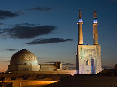 alibabatrek visit iran travel iran tour yazd