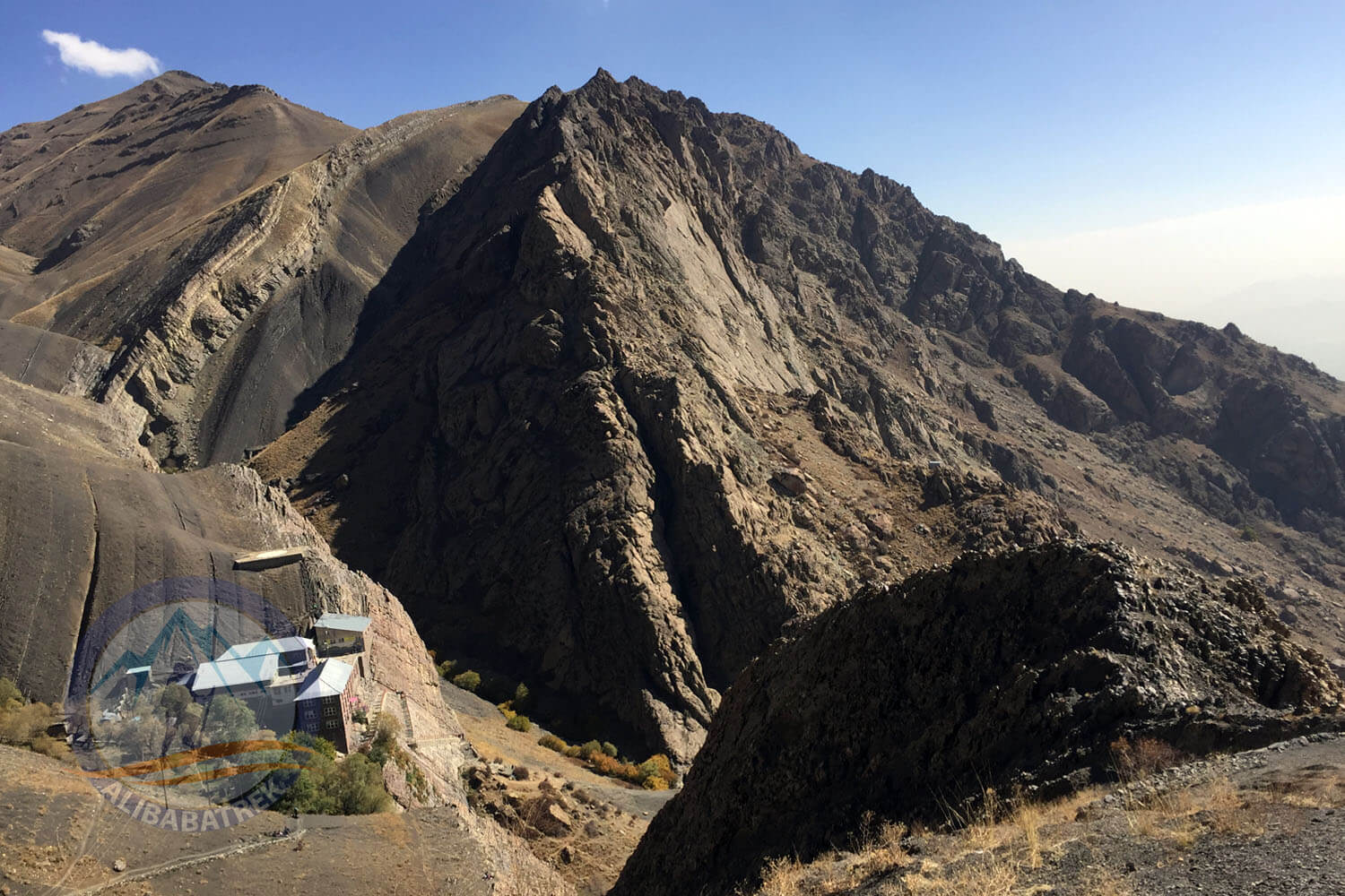 Alibabatrek iran tour packages mount tochal tochal tehran tochal trekking tour tochal hiking trek tochal mount tehran attractions what to see in tehran
