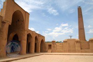 Tarikhaneh Mosque, Semnan Province, Iran