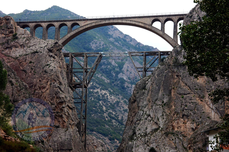 Alibabatrek iran tour packages Iran train tour Iran northern railway trip Iran One day tour Veresk bridge2