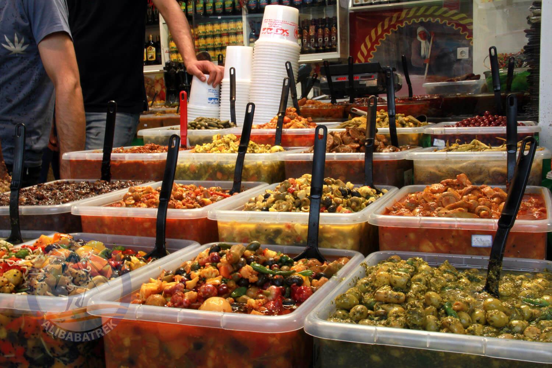 Alibabatrek iran tour packages Persian food tour Iran food tour Persian cooking tour Food safari Persian Iran food safari Tajrish Bazaar