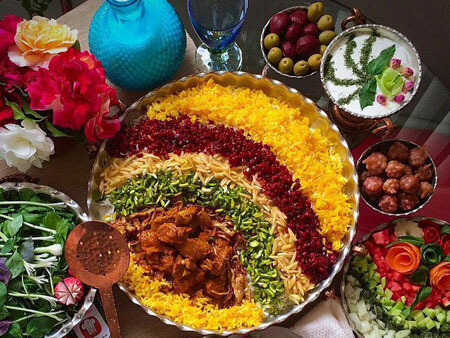 Alibabatrek iran tour packages Persian food tour Iran food tour Persian cooking tour Food safari Persian Iran food safari package
