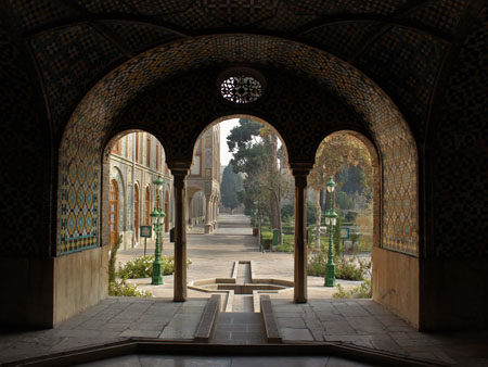 Alibabatrek iran tour packages Tehran day tour Tehran tour Tehran sightseeing tours Golestan Palace